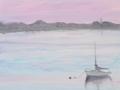 'Cape Cod Dawn'_watercolor_9x12_$250